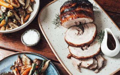 Salt & Sugar Pork Belly